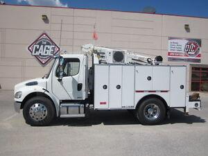 2011 Freightliner Service Truck