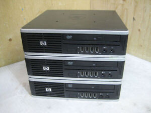 HP/IBM/Lenovo Intel Core CPU 8GB RAM 500GB HDD UltraSlim Desktop