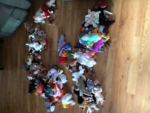 BEANIE BABIES COLLECTION FOR SALE