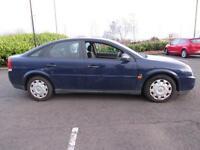 Vauxhall Vectra 1.8i 16v 2004 LS