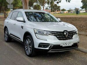 2019 Renault Koleos HZG Zen X-tronic White 1 Speed Constant Variable Wagon Prospect Prospect Area Preview
