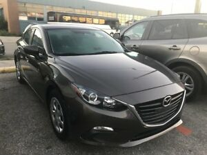 2015 Mazda3 sport ,2L , ,bluetooth ,Clean history,Certified !!!