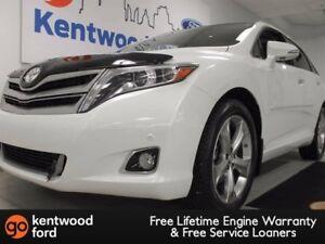 2015 Toyota Venza LIMITED AWD, NAV, twin panel sunroof, power li