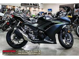 2016 Kawasaki Ninja 300 ABS - Pre-Owned, Save $1,000 Off New!