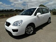 2011 Kia Rondo UN MY11 SI White 4 Speed Automatic Wagon Vincent Townsville City Preview