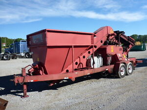 2007 Rotochopper CP118 Portable T/A Chipper