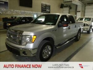 2014 Ford F-150 4WD XTR SuperCrew LOADED CLEAN INSPECTED CHEAP