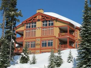 1600 Sq/Ft 3 Bedroom - 2 Bath Fully Furnished Condo in Big White