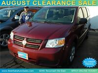 2009 Dodge Grand Caravan SE, $46/Weekly Payments, APPLY TODAY!