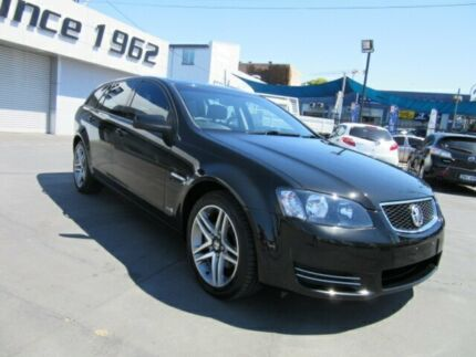 2012 Holden Commodore VE II MY12 Omega Black 6 Speed Automatic Sportswagon Clyde Parramatta Area Preview