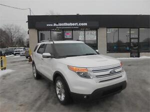 FORD EXPLORER LIMITED 4WD 2011 **NAVIGATION**