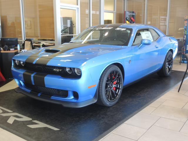 Imagen 1 de Dodge Challenger blue