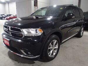 2014 Dodge Durango LIMITED AWD 7 PASSENGER **LOADED!LOADED!LOADE