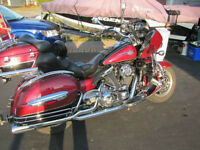 Vance and Hines pro pipe 2-1 for Kawasaki vulcan VN1700 Voyager