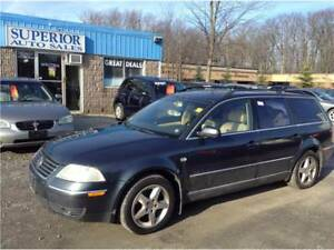 2003 Volkswagen Passat GLS Fully Certified! No accidents!