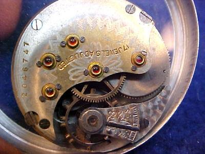 6s Seth Thomas Dearborn Special fake high grade  pocket watch - Fake Pocket Watch