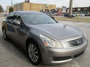 2007 Infiniti G35x Sedan AWD, CERTIFIED,E-TEST,WARRANTY,
