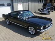 Ford Mustang Fastback GT, 289, Frame-Off Restauration