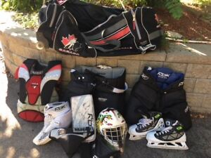 Hockey Goalie Gear