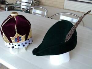 Fancy Party Hats - Adult size