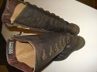 REPLAY LEATHER BOOTS