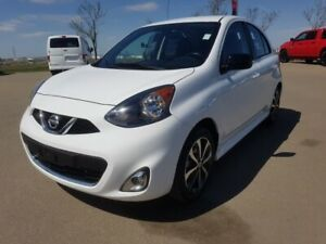 2015 Nissan MICRA SR Back-up Cam,  Bluetooth,