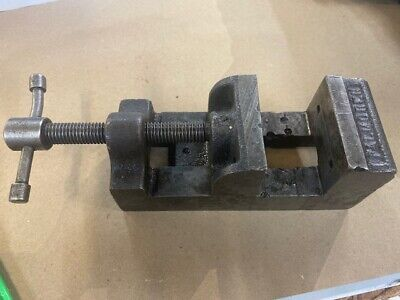 Vintage Palmgren Drill Press Vise2.5 Jaw Chicago Tool Co.usa