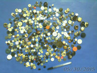 416 mixed FASHION BUTTONS