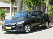 2012 Mazda 3 BL10F2 Neo Activematic Black 5 Speed Sports Automatic Sedan Morphett Vale Morphett Vale Area Preview