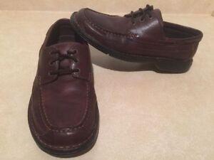 Men's Nunn Bush Leather Shoes Size 10 London Ontario image 2