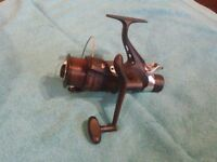 FISHING REELS THREE OFF £10 EACH
