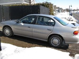 2000 Chevrolet Malibu SL Berline
