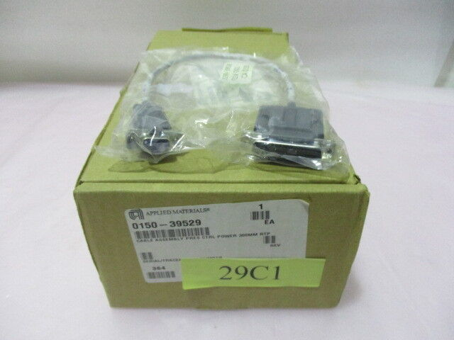 AMAT 0150-39529 Cable Assembly, Press Control Power 300MM RTP, 417807