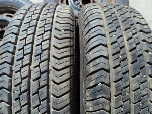 4 Motomaster Tires with Rims for Camry 205/65/15 Edmonton Edmonton Area image 2