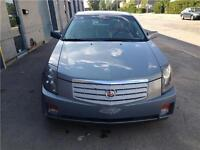 CADILLAC CTS 2007 124000KM AUTOMATIC SUPER CLEAN