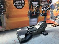 Technogym Excite 700 wave with built in tv and touch screen
