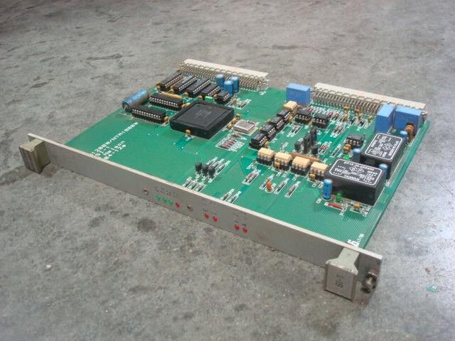 USED TRW Nelson LP SI-1 Stud Welder Board 66-04-12a NTR1200W/NTR1800W