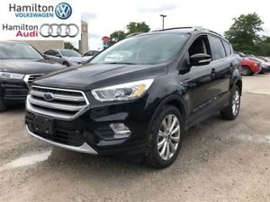 2017 Ford Escape Titanium NAVIGATION