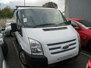 2013 Ford Transit VM MY13 280 Low Roof SWB White Manual Van Moorabbin Kingston Area Preview