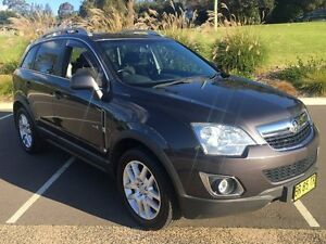 2012 Holden Captiva CG Series II 5 (4x4) Grey 6 Speed Automatic Wagon Lisarow Gosford Area Preview