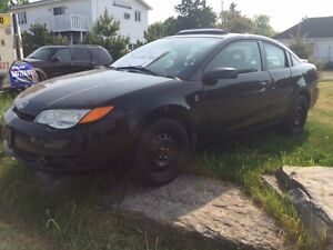 2007 Saturn ION Ion.2 Base Coupe (2 door)