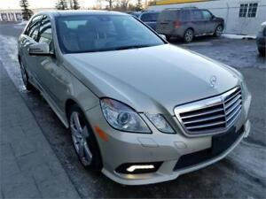 2011 Mercedes-Benz E-Class E 350 **90 DAYS WARRANTY**