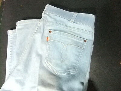 vintage Levis mens jeans 70s orange tab 38x29 With A Skosh More ...