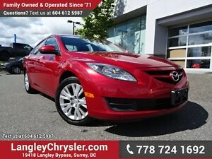2010 Mazda Mazda6 GS-I4 w/ POWER WINDOWS/LOCKS & A/C