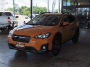 2018 Subaru XV G5X MY18 2.0i-L Lineartronic AWD Orange 7 Speed Constant Variable Wagon Miles End Mt Isa City Preview