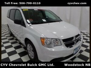 2016 Dodge Grand Caravan SXT - $11/Day - Stow 'n Go Seating