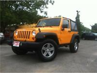 2012 Jeep Wrangler Sport REDUCED TO $23995.00!