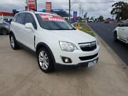 2013 Holden Captiva CG MY13 5 LTZ (AWD) 6 Speed Automatic Wagon Deer Park Brimbank Area Preview