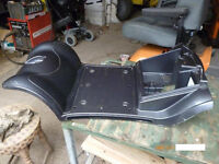 MOBILITY SCOOTER FLOOR PAN