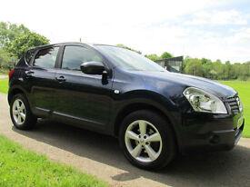 2008 (08) Nissan Qashqai 2.0dCi 2WD Tekna ***FINANCE ARRANGED***